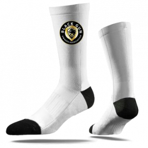 Official Black Gun Owners Association Socks