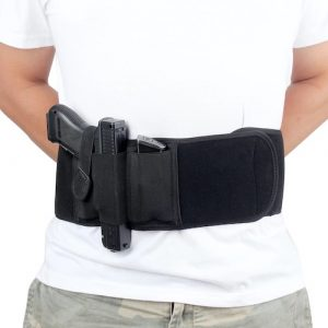 Black Gun Owners Association - Belly Holster