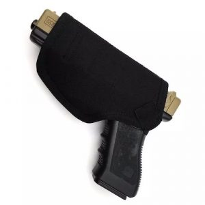 Black Gun Owners Association - Concealed Carry 600D Nylon