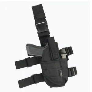 Black Gun Owners Association - Drop Leg Gun Holster