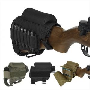 Black Gun Owners Association - Rifle Ammo Pouch