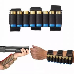 Black Gun Owners Association - Shotgun Shell Holder