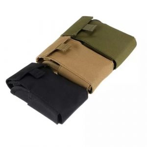 Black Gun Owners Association - Shotgun Shotshell Holder Molle Pouch