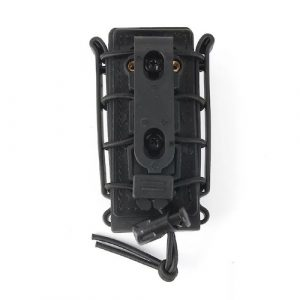 Black Gun Owners Association - Soft Shell Scorpion Molle Pistol Mag Carrier