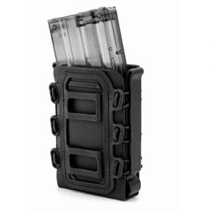 Black Gun Owners Association - Soft Shell Scorpion Universal Rifle Mag Carrier