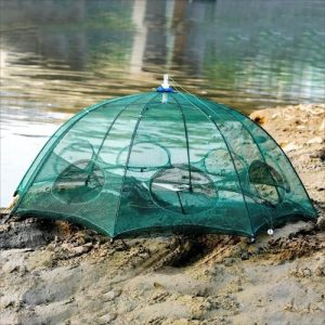 Black Gun Owners Association - Umbrella Shape Fishing Trap