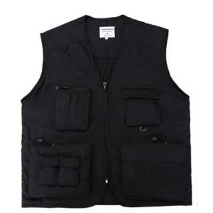 Black Gun Owners Association - Product - Light Weight Range Vest